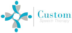 Custom Speech Therapy Logo